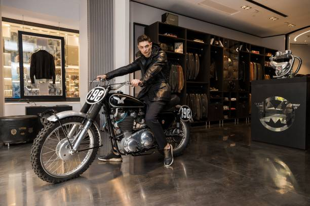 GBR: Matchless London Flagship Store Opens On Regent Street