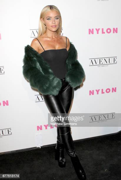 Model Jean Watts attends NYLON's Annual Young Hollywood May Issue Event at Avenue on May 2 2017 in Los Angeles California