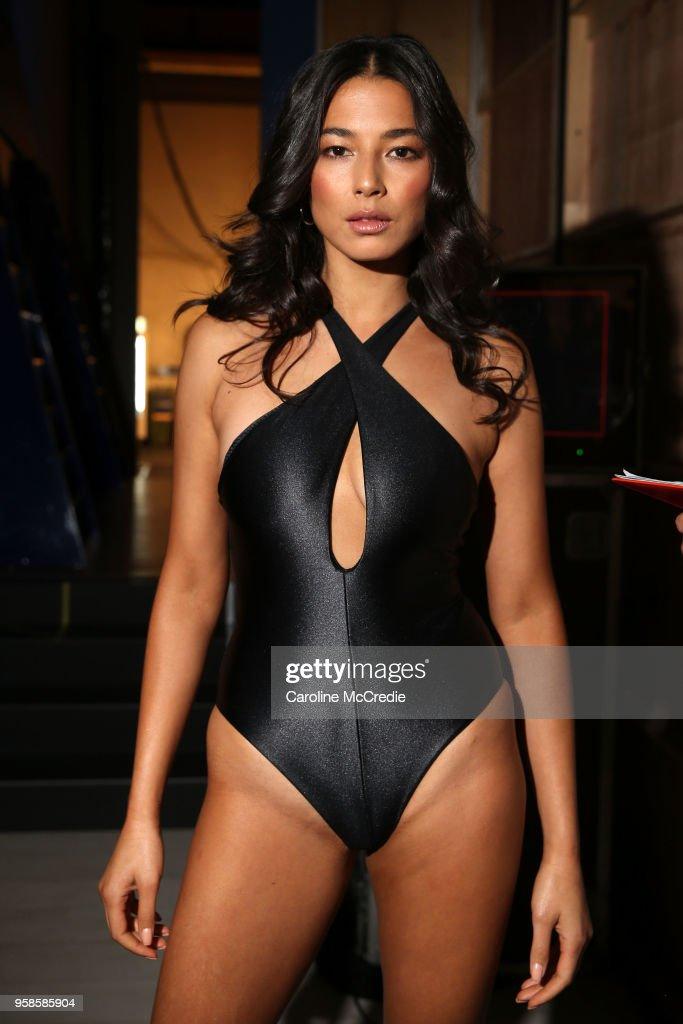 Jets - Backstage - Mercedes-Benz Fashion Week Australia 2018