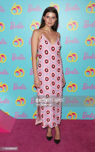 Model Jessica Markowski attends the Barbie 60th Anniversary Celebration at 505 Broadway on March 08 2019 in New York City