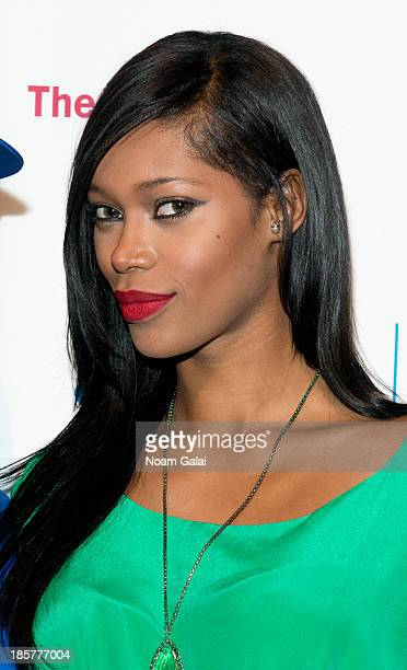 Model Jessica White attends the 2013 Doe Fund gala at Cipriani 42nd Street on October 24, 2013 in New York City.