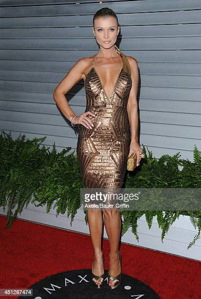 Model Joanna Krupa arrives at the MAXIM Hot 100 Celebration Event at Pacific Design Center on June 10 2014 in West Hollywood California