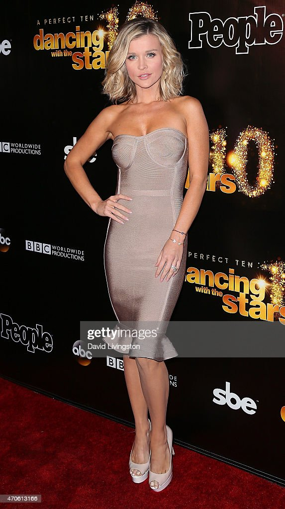 "10th Anniversary Of ABC's ""Dancing With The Stars"""