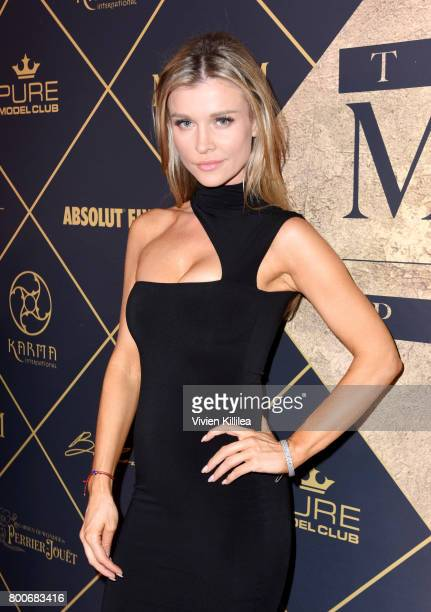 Model Joanna Krupa attends the 2017 MAXIM Hot 100 Party at Hollywood Palladium on June 24 2017 in Los Angeles California