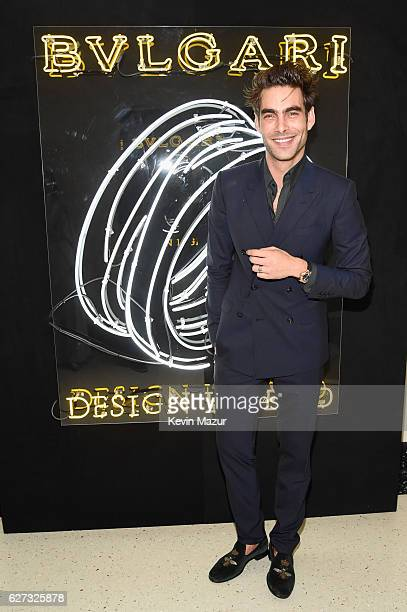 Model Jon Kortajarena attends as Bulgari supports Madonna's evening of music art mischief and performance to benefit Raising Malawi with an after...