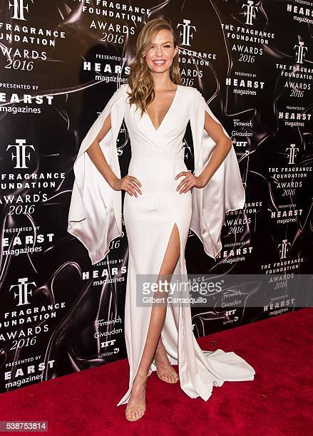 Model Josephine Skriver attends 2016 Fragrance Foundation Awards at Alice Tully Hall at Lincoln Center on June 7 2016 in New York City