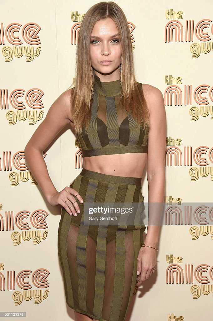 """The Nice Guys"" New York Screening : News Photo"