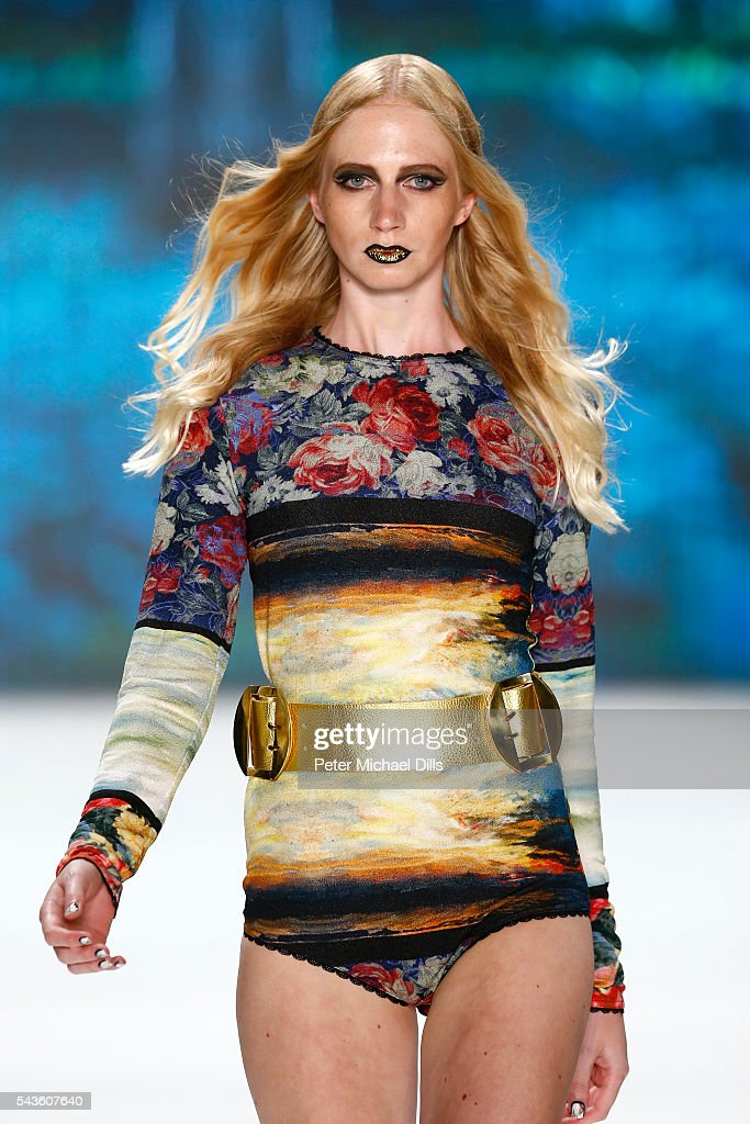 Rebekka Ruetz Show - Mercedes-Benz Fashion Week Berlin Spring/Summer 2017 : News Photo