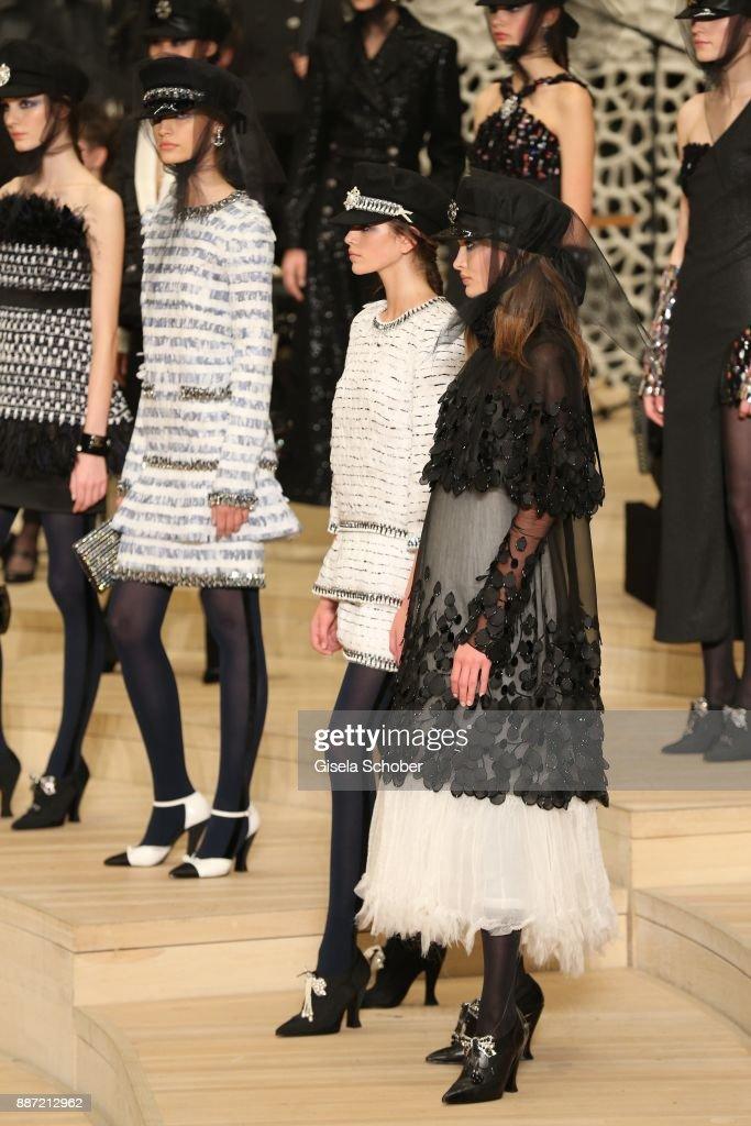 Chanel Collection Metiers D Art Paris Hamburg 2017 18 At The Elbphilharmonie