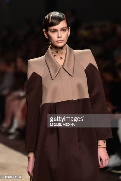 ITA: Fendi - Runway: Milan Fashion Week Autumn/Winter 2019/20