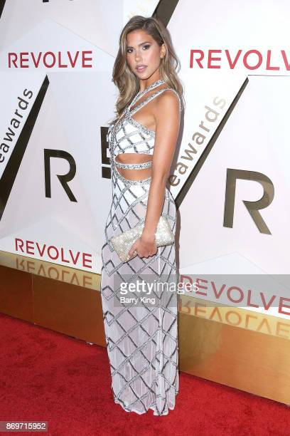 Model Kara Del Toro attends #REVOLVEawards at DREAM Hollywood on November 2 2017 in Hollywood California