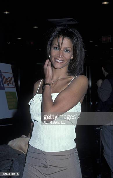 Model Kara Young attends the screening of 'The Big Tease' on January 27 2000 at the Chelsea Restaurant in New York City