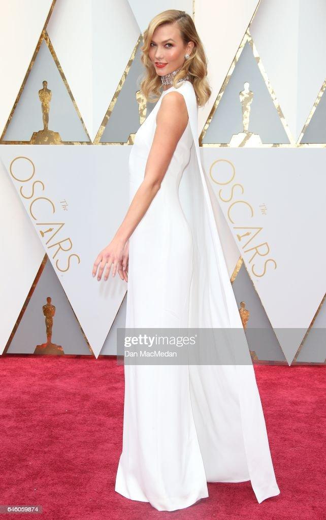 89th Annual Academy Awards - Arrivals : Fotografía de noticias