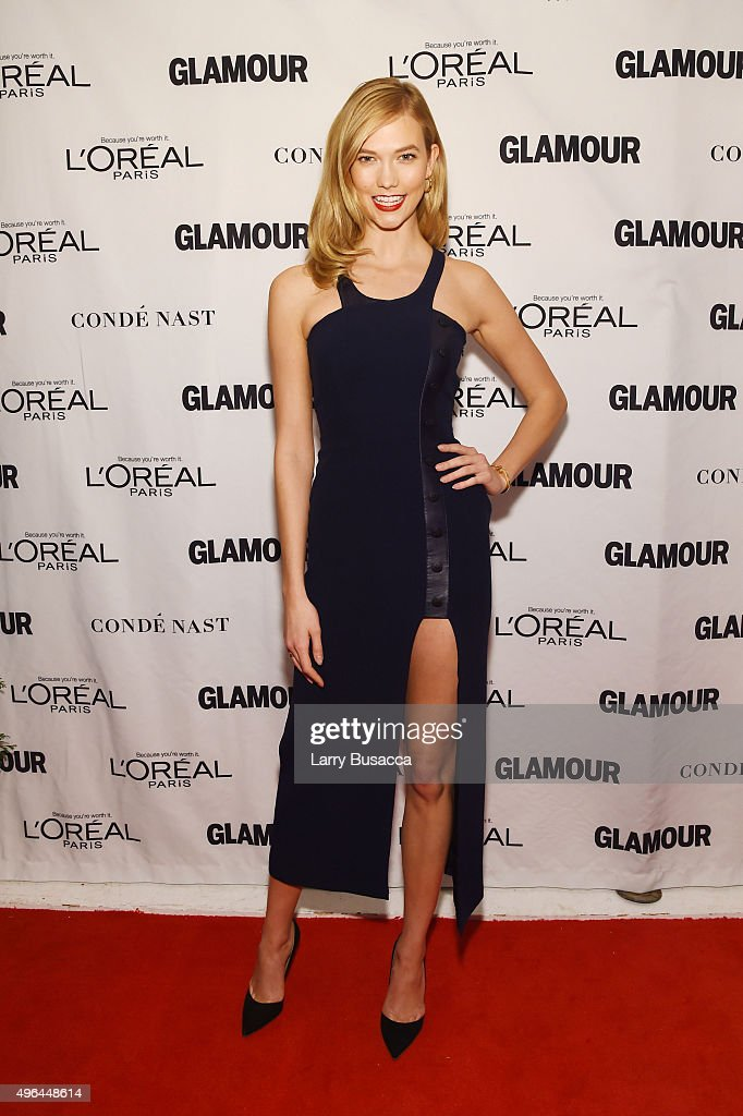 2015 Glamour Women Of The Year Awards - Arrivals : News Photo