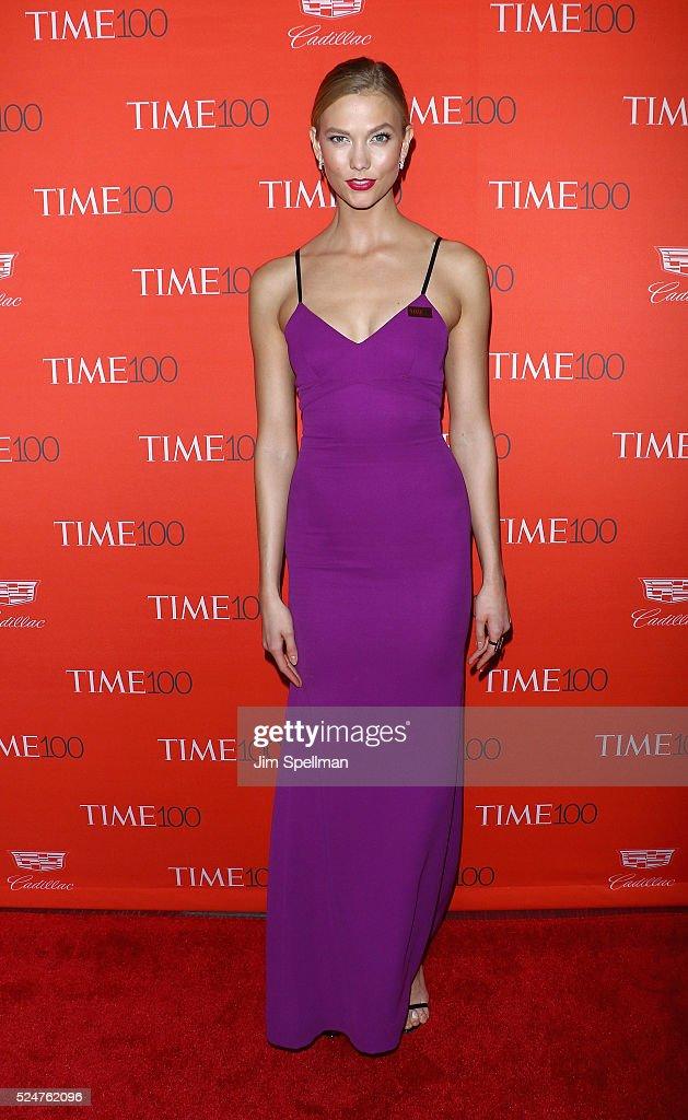 2016 Time 100 Gala : News Photo