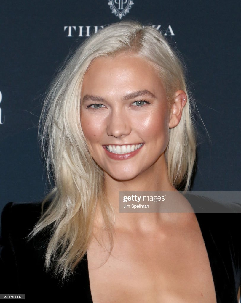 Model Karlie Kloss attends the 2017 Harper's Bazaar Icons at The Plaza Hotel on September 8, 2017 in New York City.
