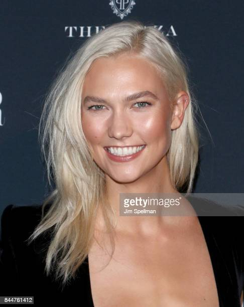 Model Karlie Kloss attends the 2017 Harper's Bazaar Icons at The Plaza Hotel on September 8 2017 in New York City