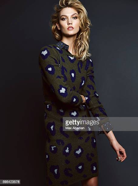 Model Karlie Kloss is photographed for Fashion Magazine on April 15 2016 in Toronto Ontario PUBLISHED IMAGE