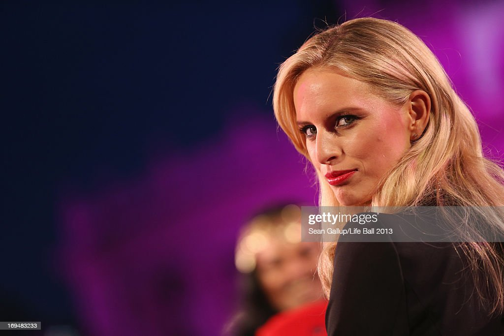 Model Karolina Kurkova attends the 'Life Ball 2013 - Magenta Carpet Arrivals' at City Hall on May 25, 2013 in Vienna, Austria.