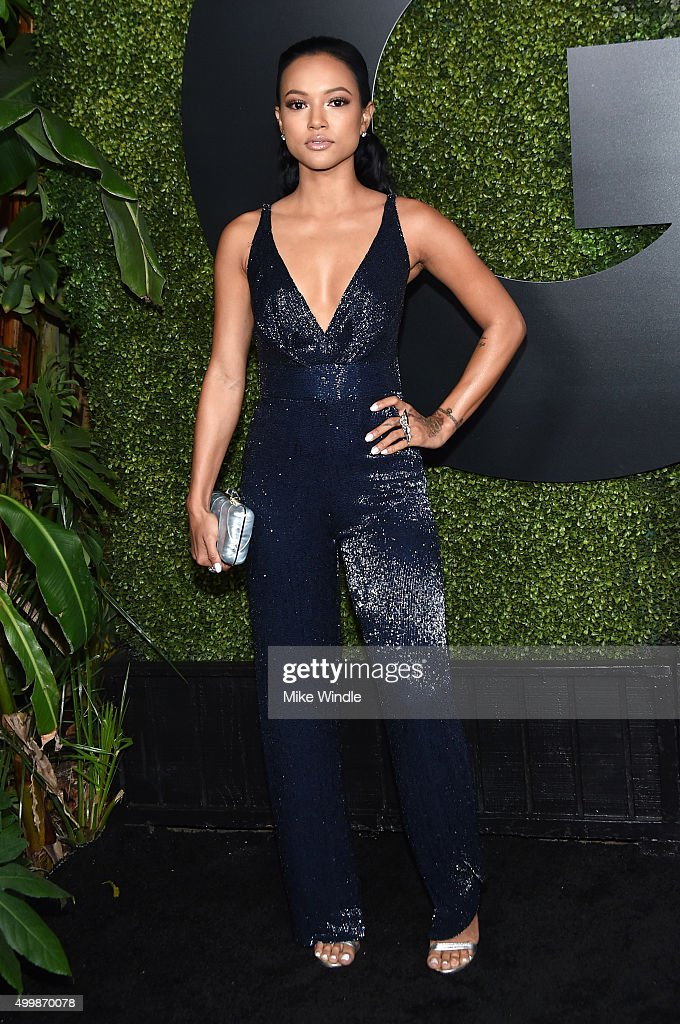GQ 20th Anniversary  Men Of The Year Party - Arrivals
