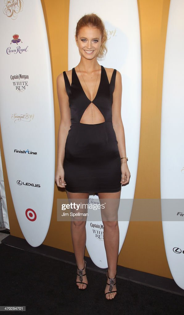 Sports Illustrated Swimsuit 50th Anniversary Party : News Photo