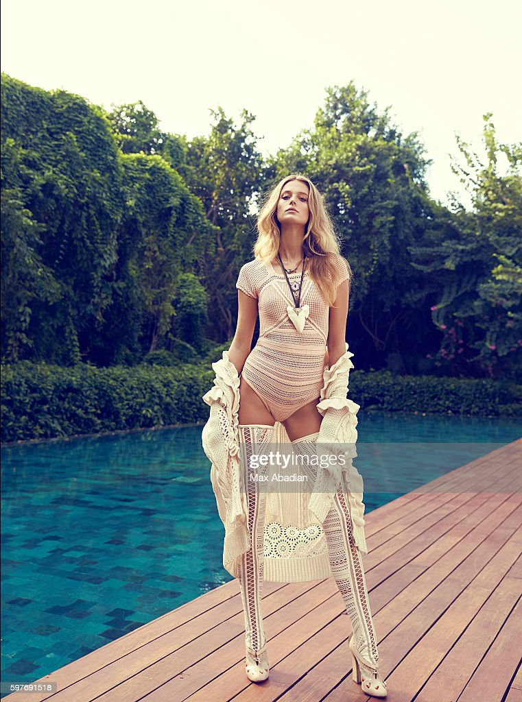 Kate Bock, Elle Canada, January 1, 2016 : News Photo