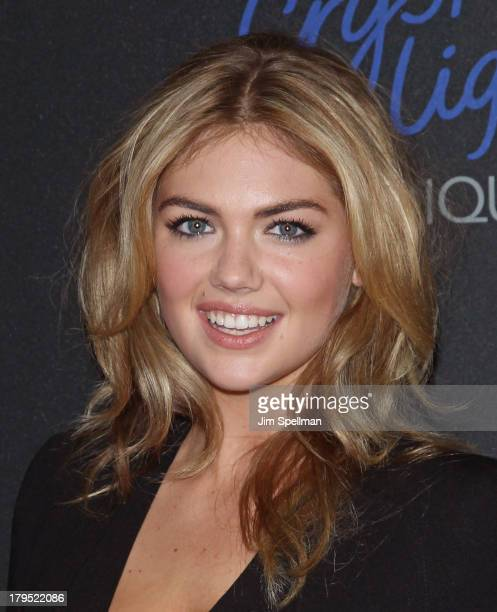Model Kate Upton attends the 2013 Style Awards at Lincoln Center on September 4 2013 in New York City