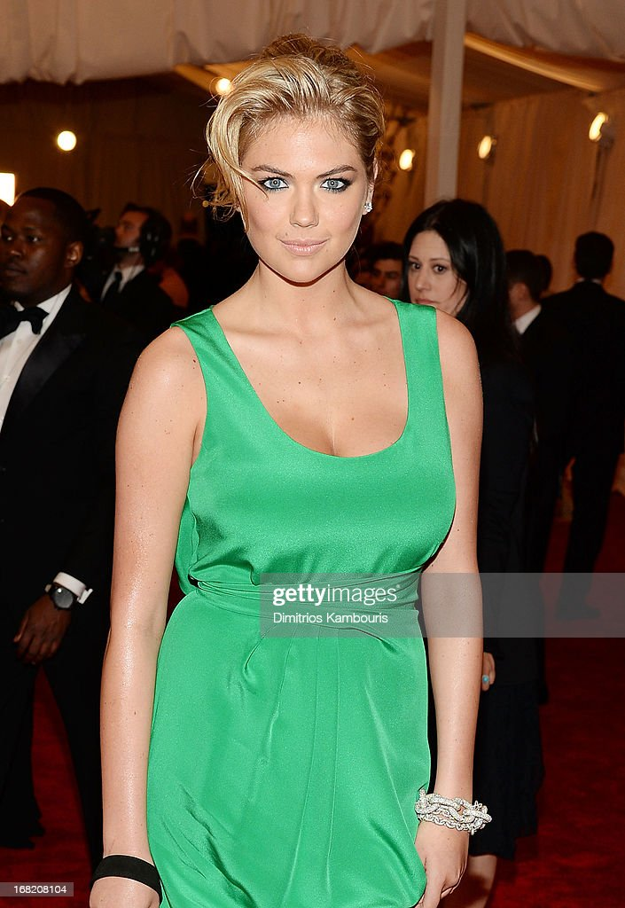 'PUNK: Chaos To Couture' Costume Institute Gala : News Photo