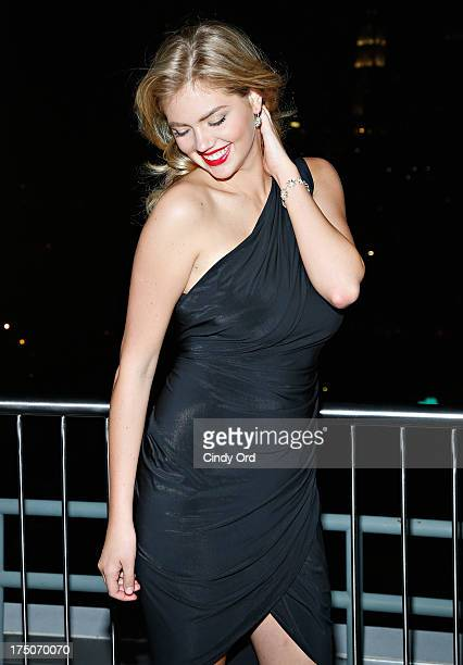 Model Kate Upton attends the David Yurman Annual Rooftop Soiree at David Yurman Rooftop on July 30, 2013 in New York City.