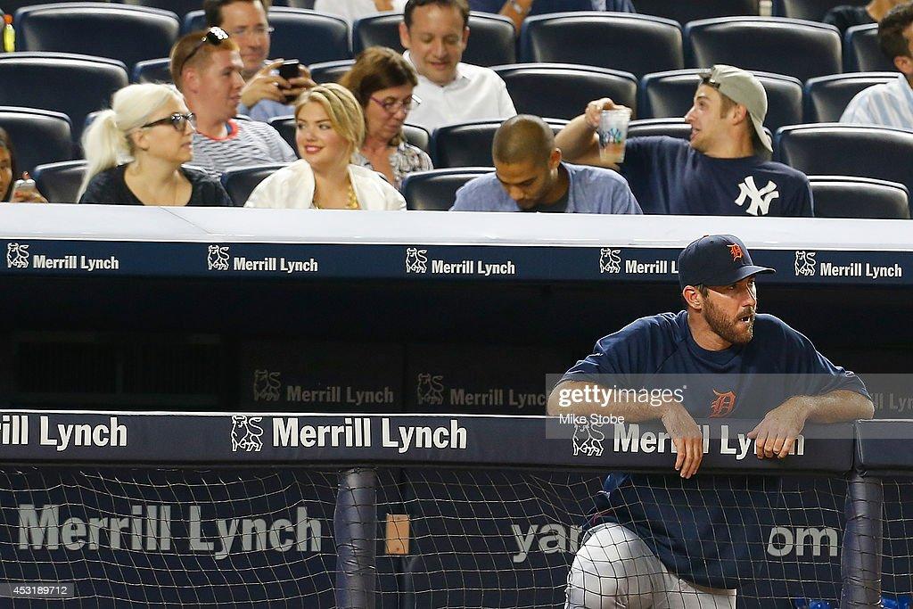 Detroit Tigers v New York Yankees : News Photo