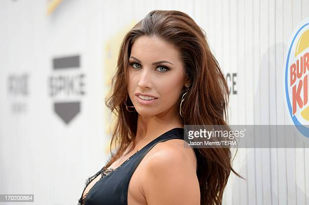 Model Katherine Webb attends Spike TV's Guys Choice 2013 at Sony Pictures Studios on June 8 2013 in Culver City California