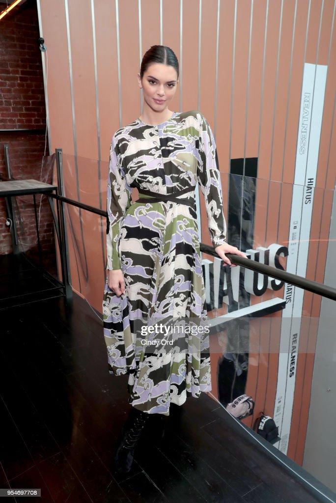 Longchamp By Shayne Oliver Preview - Kendall Jenner Approvals : ニュース写真