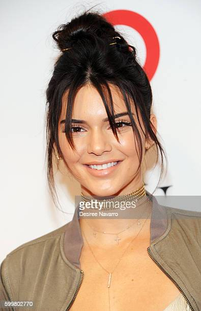 Model Kendall Jenner attends Target + IMG New York Fashion Week Kickoff event at The Park at Moynihan Station on September 6, 2016 in New York City.
