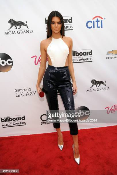 Model Kendall Jenner attends the 2014 Billboard Music Awards at the MGM Grand Garden Arena on May 18, 2014 in Las Vegas, Nevada.