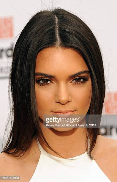 Model Kendall Jenner attends the 2014 Billboard Music Awards at the MGM Grand Garden Arena on May 18 2014 in Las Vegas Nevada