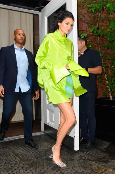 NY: Celebrity Sightings In New York City - June 20, 2019