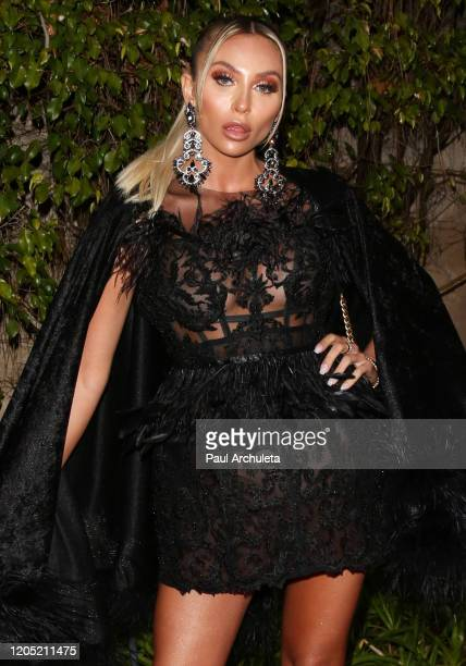 Model Khloe Terae attends the 21st Annual Cinemoi Oscars Party on February 09 2020 in Beverly Hills California