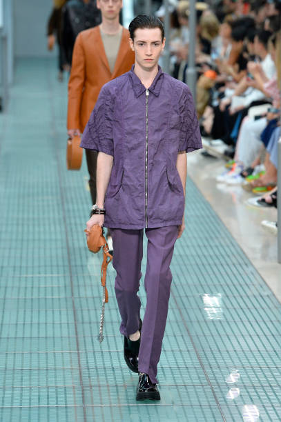 FRA: Alyx : Runway - Paris Fashion Week - Menswear Spring/Summer 2020