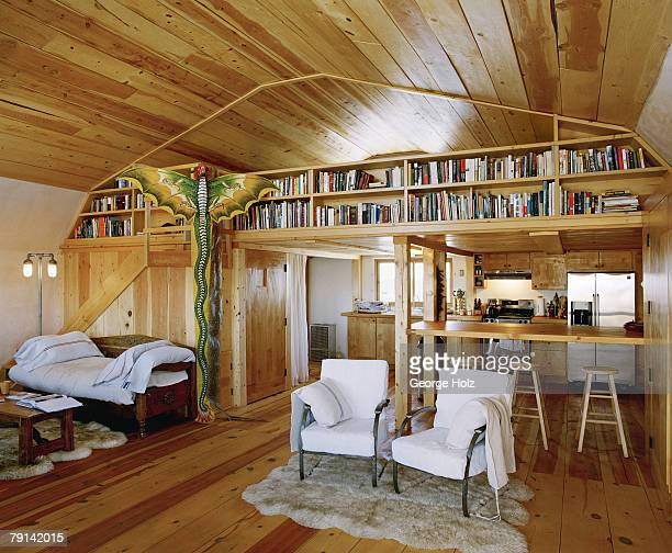 Model Lauren Hutton's home is photographed for InStyle on December 19 and 20 2003 in New Mexico PUBLISHED IMAGE