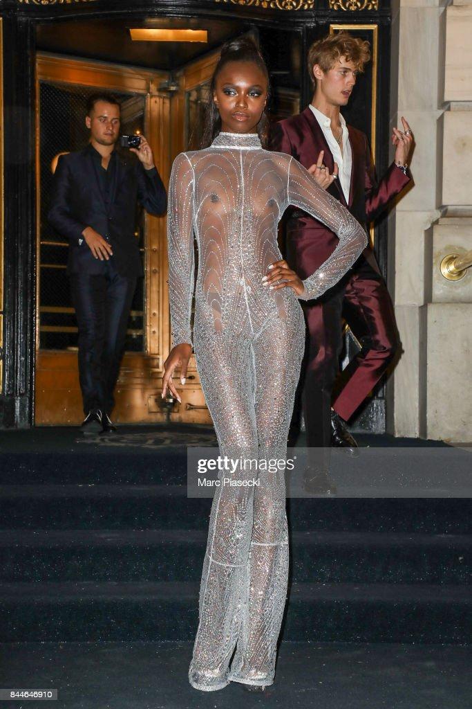Celebrity Sightings in New York City - September 8, 2017 : News Photo