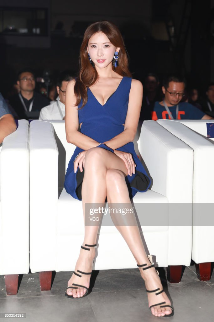 Lin Chi-ling Attends Commercial Event In Beijing