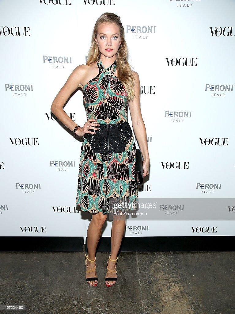 Vogue Italia Opening Night Exhibition