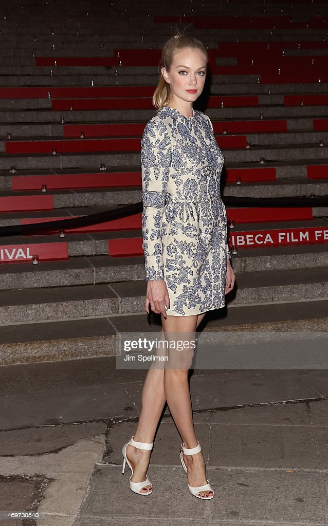 2015 Tribeca Film Festival - Vanity Fair Party - Outside Arrivals