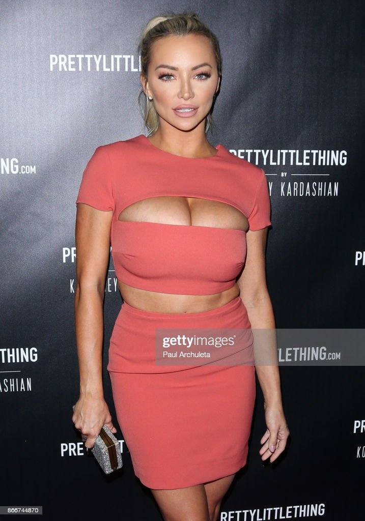 PrettyLittleThing By Kourtney Kardashian Launch - Arrivals