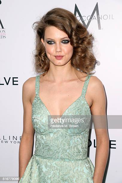 Model Lindsey Wixson attends the Daily Front Row 'Fashion Los Angeles Awards' at Sunset Tower Hotel on March 20 2016 in West Hollywood California