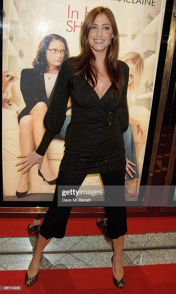 """In Her Shoes"" UK Premiere - Arrivals : News Photo"