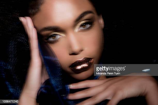 Model Lori Harvey is photographed on July 26 2017 in Los Angeles California