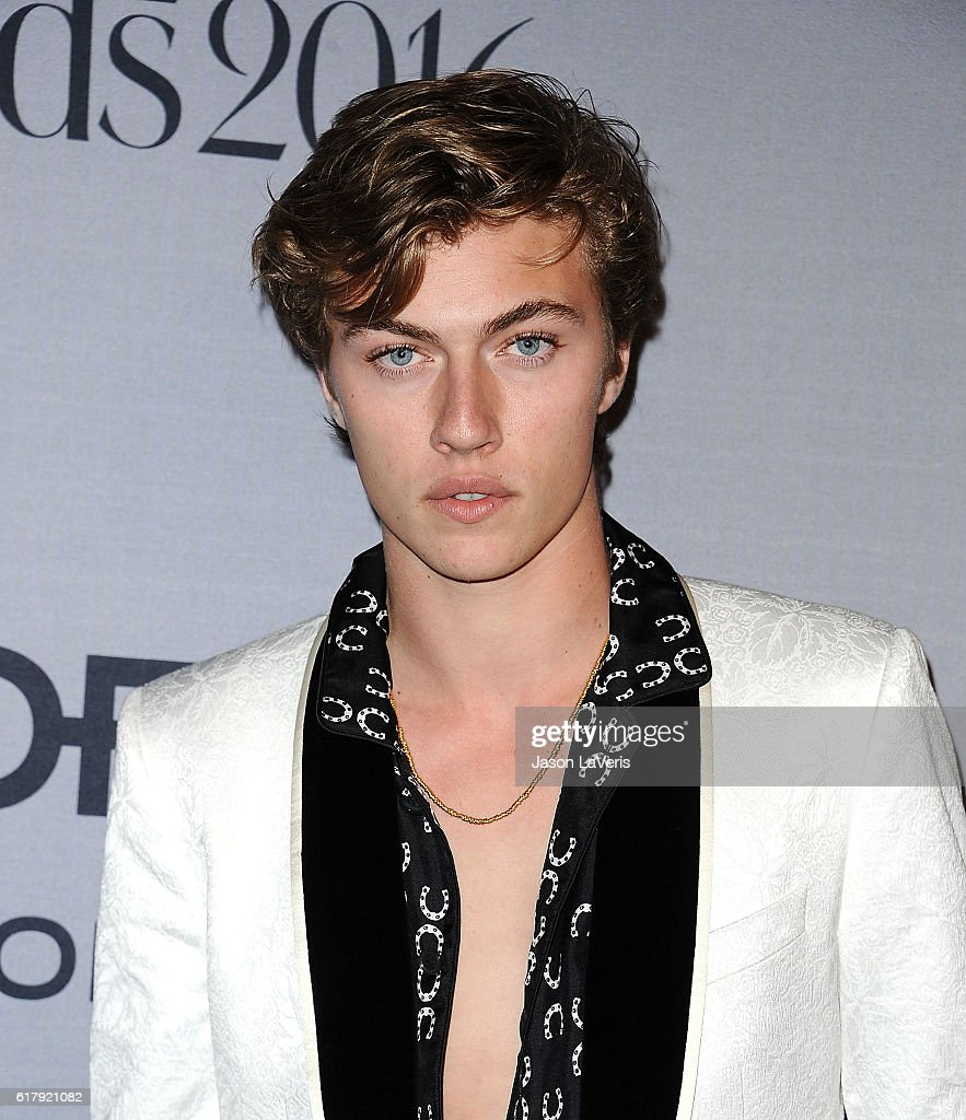 Model Lucky Blue Smith attends the 2nd annual InStyle Awards at Getty Center on October 24, 2016 in Los Angeles, California.