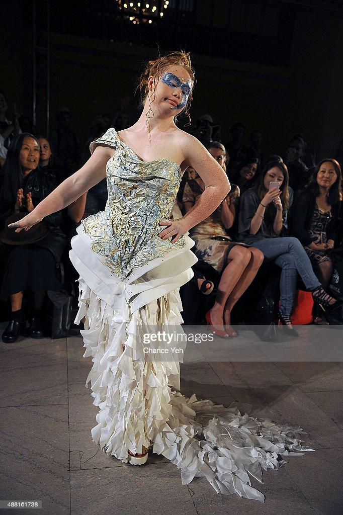 Hendrik Vermeulen - Runway - Spring 2016 New York Fashion Week : Nieuwsfoto's
