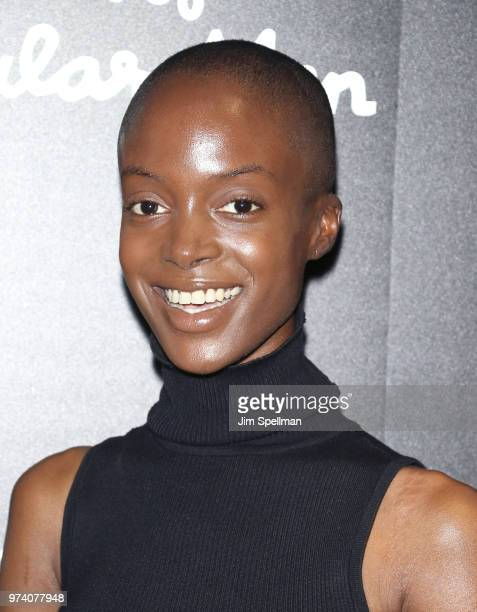 Model Madisin Rian attends the screening of 'The Year Of Spectacular Men' hosted by MarVista Entertainment and Parkside Pictures with The Cinema...